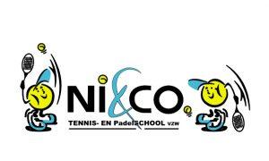 logo tennisschool nico