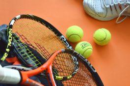 Tennislessen volgen bij Nico